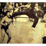 名勝負!猪木対モンスターマン!日本武道館の格闘技世界一決定戦!