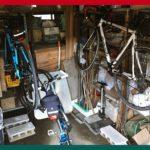 ロードバイクの保管場所に悩んだらミノウラバイクハンガー4R!