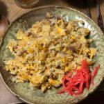 チャーシューを使って美味しい炒飯(チャーハン)を簡単に作るレシピ