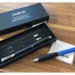 ディスク+導電繊維!MEKO第2世代のスタイラスペンを買った感想