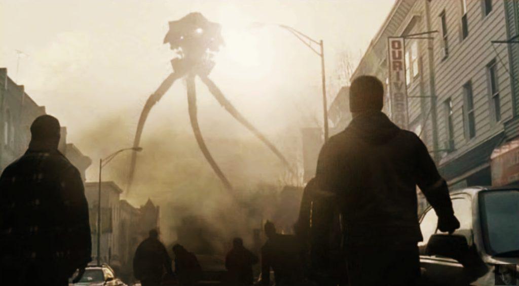 映画「宇宙戦争」が地上波で放送! いつどこで?キャストは?