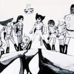 「サイボーグ009 」1968版モノクロアニメは子供には強烈だった